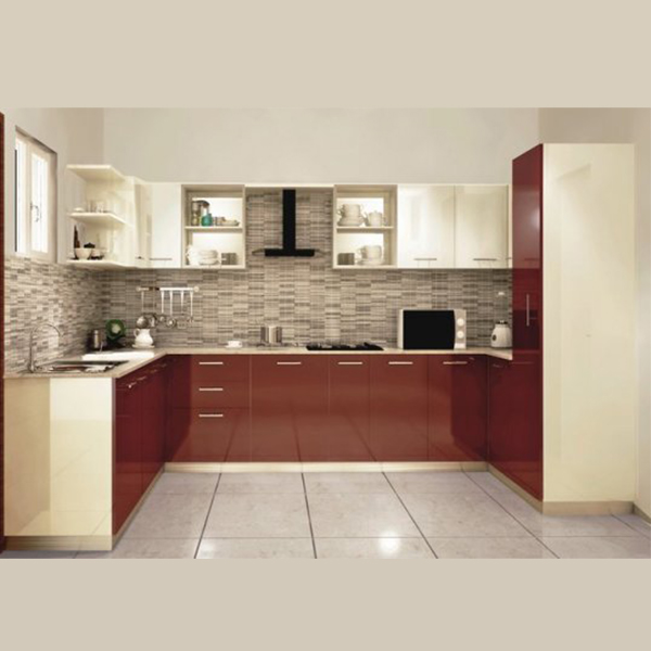 Modular kitchen mk20017009 furniture online buy for Online modular kitchen designs